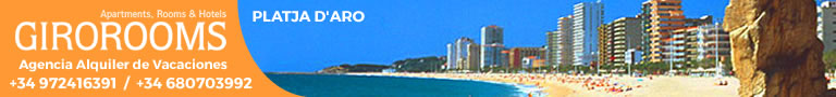 Apartamentos Alquiler Vacacional Playa de Aro