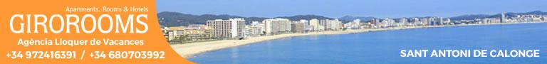 Sant Antoni de Calonge - Apartaments - Lloguer - Vacances