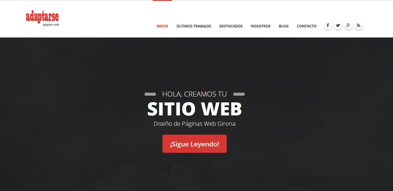 Páginas Web Girona, ¿Cómo?