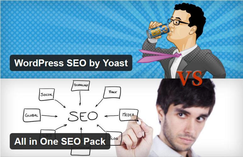 Los 2 plugins Seo para Wordpress más populares