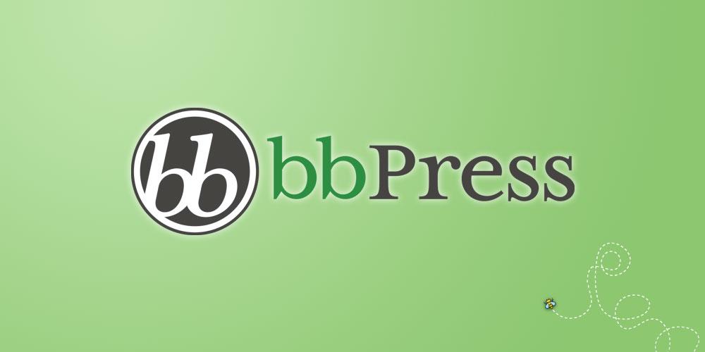 Cómo añadir un foro a tu wordpress alimentado por bbpress