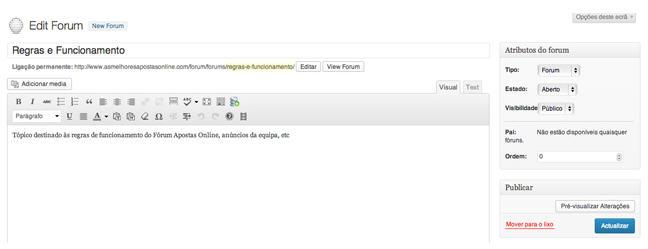 Cómo añadir un foro a tu wordpress alimentado por bbpress ...