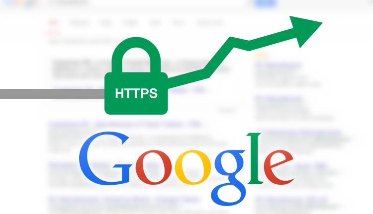 HTTPS como una señal de ranking en Google